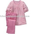 2011new styles summer kid wear set