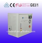 on grid systems wind turbine 3kw wind charge controller