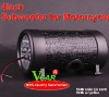 4 inch middle- length round motorcycle subwoofer