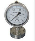 Diaphragm seal gauge