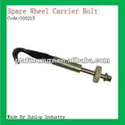 Spare wheel carrier bolt toyota hiace commuter van body parts , quantum parts ,body parts, Hiace part 000215