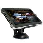 7 inch 4GB memory + FM, MTK solution HD 800*480 Navigation & GPS