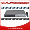 16CH CCTV DVR kit system