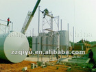waste oil pyrolysis plant with the latest supply