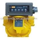 flow meter (meter counter, fuel meter)