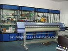 New piezo indoor and outdoor printer 1800mm 1440dpi