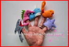 Cartoon Animal Finger Puppet