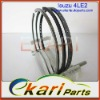 ISUZU Piston Rings 4LE2
