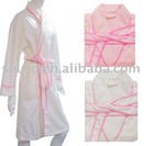 bathrobe, bath gown,fleece gown,fleece kimono,robe,bath dress,fleece bathrobe,sleepwear,hotel bathrobe,nightwear,ladies bathrobe