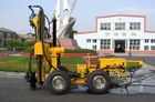 T-100 DTH drill rig (mining equipment)