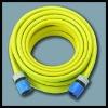 Reinfored PVC garden hose
