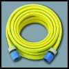 Reinfored PVC garden hose