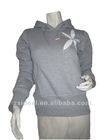 Women's heavy cotton fashion pullover hoodies&sweatshirts