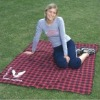 Polyester Waterproof Comfortable Picnic or satdium Blanket