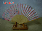 2011 japanese style silk fan dancing fan