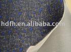 upholstery jacquard laminated fabric