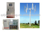 vertical axis wind turbine(20kw)
