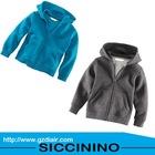 kids clothing hoodies full zipper up hoody