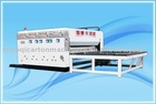 packaging machine chain feeder printing slotter