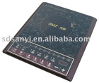 2012 smart and function electric induction cooker