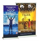Mini Desktop Retractable Banner
