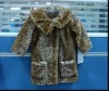 whosale retail girls faux fur coat winter