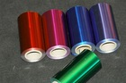 color hairdressing foil