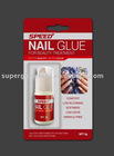 Strong Nail Glue in 3g Spill-Resistant Bottle