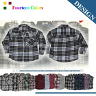 2012 Fashion Designer shirts for boys Autumn Shirts 104#