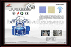 Pattern Wheel Jacquard Single Circular Knitting Machine