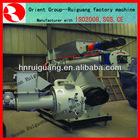 ISO2008 Ruiguang Ring die feed pellet mill
