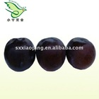 fresh black plum