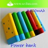 2012 portable universal capacity 2500mah power bank