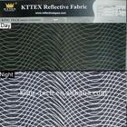 Multi-function HI VIZ Swirl Pattern Area Reflective Fabric