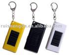 Keychain Solar Flashlight