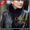 Fashion real fox fur scarf