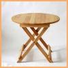 handicraft wooden oval table