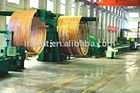 copper tube machinery(Continuous Casting and Rolling machine)