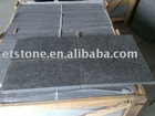 Black Basalt flamed tile (G684)