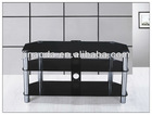 Hot!!! Tempered glass furniture, TV stand