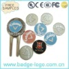 magnetic metal golfs balls markers with customer logo