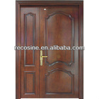 American cathedral Solid Wood fire proof Doors
