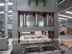 500T plywood production pre press/cold press