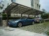 2012 best sale car shlter, car parking canopy, aluminum car shed, garage