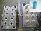 plastic injection mold transparent PC PMMA abs pp plastic injection mold production