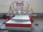 MAXPRO1325 Woodworking cnc router with four spindle motor