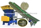 ZXZXPC plastic crusher/cracking machine for recycle and cleaning