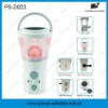 dynamo camping led lantern with AM/FM radio,siren,mobile phone charger(PS-D023)