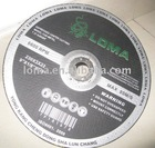 flat cutting disk/wheel for stone