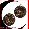gold plated jewelry earring